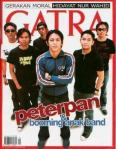 Peterpan-cover of GATRA Magazine